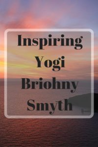 Inspiring Yogi Briohny Smyth