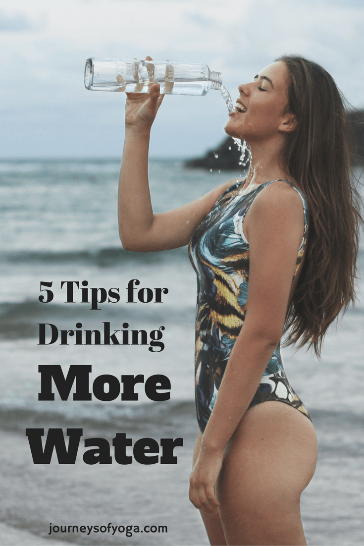 Great tips for drinking more water! Such a hard thing to do, but there are some really great tips here that I would have never thought of!