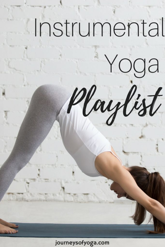 Instrumental Yoga Music. This type of playlist is so hard to find!
