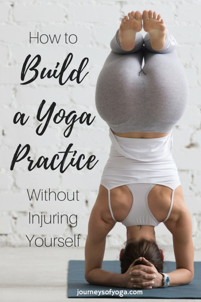 4 easy steps to increasing your yoga practice without getting injured