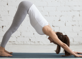 Are you tired of slipping on your mat in yoga? You have to try this mat!